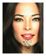KRISTIN KREUK AUTOGRAPHED SIGNED A4 PP POSTER PHOTO PRINT 4