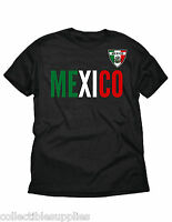 Mexico Tee Shirt - Great for World Cup Soccer - T-Shirt 100% Cotton