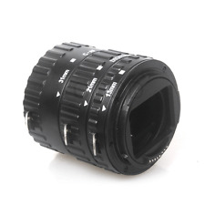 AF Automatic Macro Extension Tube 13mm+21mm+31mm Set DG for Kenko CANON EF EF-S