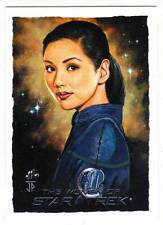 WOMEN OF STAR TREK (2010)--Artifex Insert #10: Linda Park as Lt. Hoshi Sato~