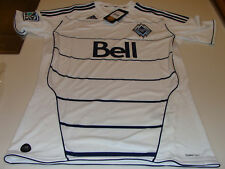 MLS Soccer Vancouver Whitecaps Youth  Jersey XL Home