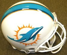 MIAMI DOLPHINS RIDDELL NFL FULL SIZE AUTHENTIC PRO LINE HELMET Brand New in Box