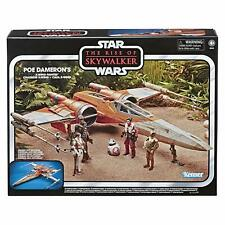 """Star Wars Vintage Collection 3.75"""" ROS POE DAMERON'S T-70 X-WING NEW IN STOCK"""