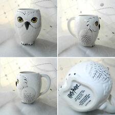 2017 Harry Potter Hedwig Owl Shaped Mug Ceramics Coffee Mug Tea Cup Fashion