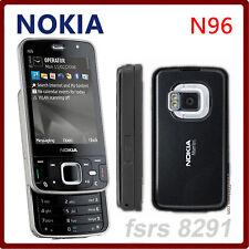 Nokia N96 3G WIFI GPS 5MP 16GB internal Memory Original Unlocked Mobile Phone