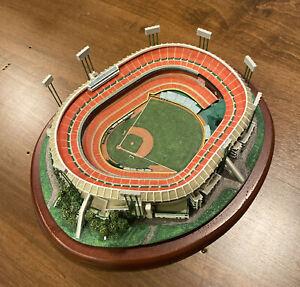 Danbury Mint Candlestick Park Stadium Replica San Francisco Giants MLB Baseball