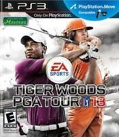 TIGER WOODS PGA TOUR 13 [Playstation 3]