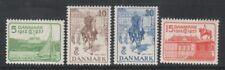 Danemark - 1937, Jubilé d'argent Ensemble - L/M - SG 306/9