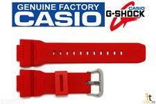 CASIO G-7900A-4D G-Shock Original Red (Matte) Rubber Watch BAND G-7900A-4V