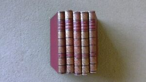 The Family Physician - fascinating set of five antique medical books, 1907