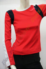 Long Sleeve Multi-Colored T-Shirts for Women