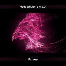 KLAUS SCHULZE's U.S.O. Privee CD Digipack 2016