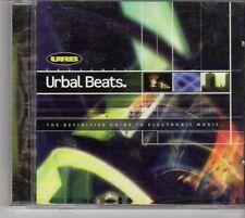 (EV438) Urbal Beats, 16 tracks various artists - 1997 CD