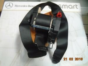 Brand New Genuine Front Right Seat Safety Belt - Smart 451 - A4518600285