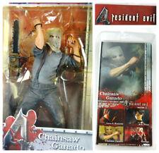 RESIDENT EVIL 4 Neca Chainsaw Ganado Figure Rare Series 1 New Sealed Capcom