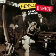 Gene & Eunice - Go On Ko Ko Mo! (CDCHD 812)