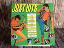 1985 1986 JUST HITS '85 - '86 VARIOUS ARTIST LP RECORD ORIGINAL 80's EIGHTIES