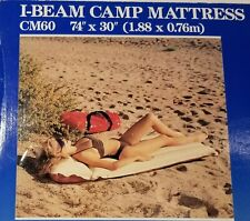 Camp Bed Inflatable Camp Mattress with Original Patch Kit - Classic Camp Bed