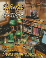 Cabela's 1998 Spring Shooting Catalog Hunting Gear Firearms Ammunition Scopes