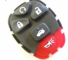 GM/L 22733524 replacement 5 button pad alarm start keyless entry remote key fob