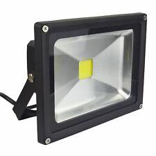 LED 20w Floodlight Security 1400 Lumen 6000k Day White Waterproof High Power E08