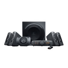 Logitech z906 5.1 sistema THX altavoces surround 500 W rendimiento global