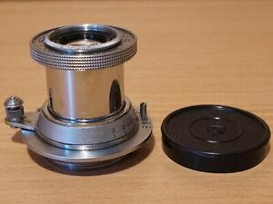 Objective Lens Industar-22 USSR (# 7016176) for Zorkiy FED camera