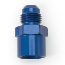 Russell 640830 AN Adapter Fitting -6 AN Male to M16 x 1.5 Female Straight Blue