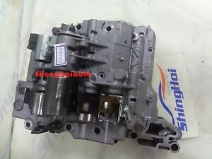AW50-40LE Valve Body with 5 Solenoids 5-Speed For DAEWOO SAAB VOLVO OPEL Suzuki