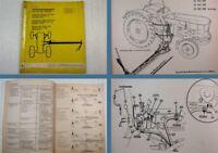S&S Typ 142 144 145 Anbau- und Betriebsanleitung für Deutz Schlepper D2505-6005