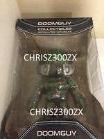 "Doom Eternal Doomguy Collective Figure Statue PVC 9"" Guy + E1M1 Hangar Theme"