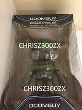 "Doom Doomguy Collective Figure PVC 9"" Tall Guy + E1M1 Hangar Theme Tune Bethesda"