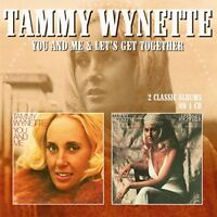 Tammy Wynette - You And Me / Lets Get Together [CD]