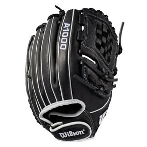 """Wilson A1000 19P12 12"""" Pitcher's Fastpitch Softball Glove (NEW)"""