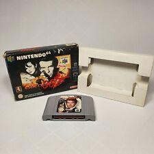 Goldeneye 64 Nintendo PAL en boîte boxed bon état good state