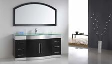 Bathroom Vanity - Modern Bathroom Vanity - Single Sink - Contessa - 71""