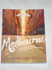 MUCH ADO ABOUT MELBOURNE : FROM MAPS TO MOVIES -THE CREATIVITY THAT MAKES A CITY