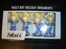 Fallout 4 Christmas Ornaments NEW IN HAND Game Vault Boy Xbox One PS4 Holiday