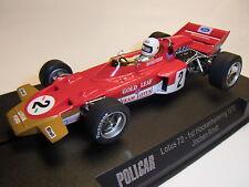 Policar slot.it Lotus 72 Jochen Rindt Car02A Slot Car Racing Track 1:3 2 slotcar
