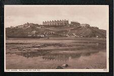 L@@K The Sands Saltburn By The Sea Nr Redcar 1945 J Salmon Postcard  L@@K