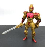 "Rohan Action Figure Vintage 1998 Bandai Mystic Knights of Tir Na Nog 5.5"" Toy"