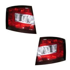 Skoda Fabia Mk3 Hatchback 11/2014-> Rear Back Tail Lights Lamps 1 Pair O/S & N/S