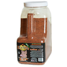 Fat Boy BBQ Premium All Purpose Gluten Free Natural BBQ Rub 8 lb for Grilling
