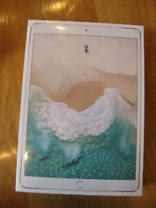Brand New Sealed Apple iPad PRO 64GB MQDX2LL/A Model A1701, 10.5 in - Gold