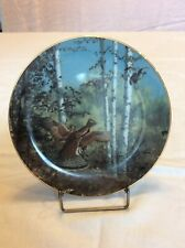 Hasty Departure by David Maass Ruffled Grouse Game Birds Collection 1981