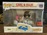 NYCC 2020 Funko Pop Disney Pixar's UP Carl And Ellie Official CON STICKER