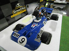 F1 TYRRELL FORD 003 F.CEVERT #9 1er GP USA 1971 au 1/18 EXOTO 97021 formule 1