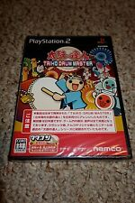 Taiko Drum Master (JP) (Sony PlayStation 2, 2002) NEW Sealed Japan Import