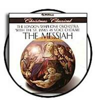 The Messiah: The London Symphony Orchestra with the St. James 48 Voi - VERY GOOD
