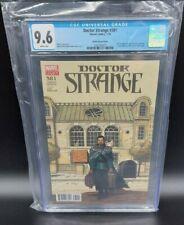 Doctor Strange #381 * 1:25 Walta Variant Cover 1st Bats the Dog * CGC 9.6 *